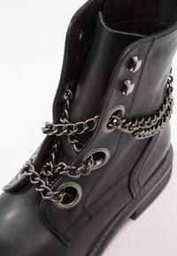 Zign - Cowboystøvletter - black - 6