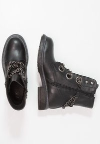 Zign - Cowboystøvletter - black - 2