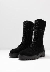 Zign - Winter boots - black - 4