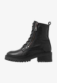 Zign - Vinterstøvler - black - 1