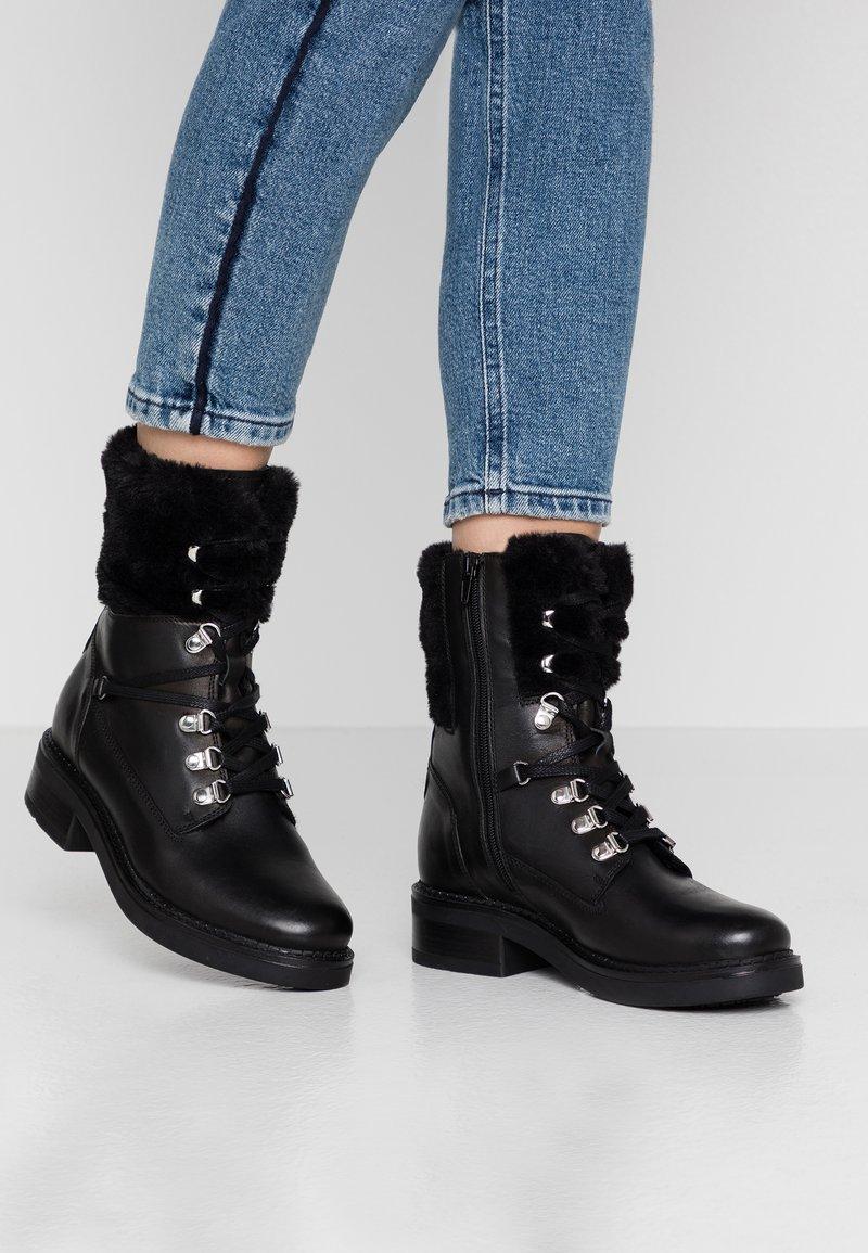 Zign - Winter boots - black