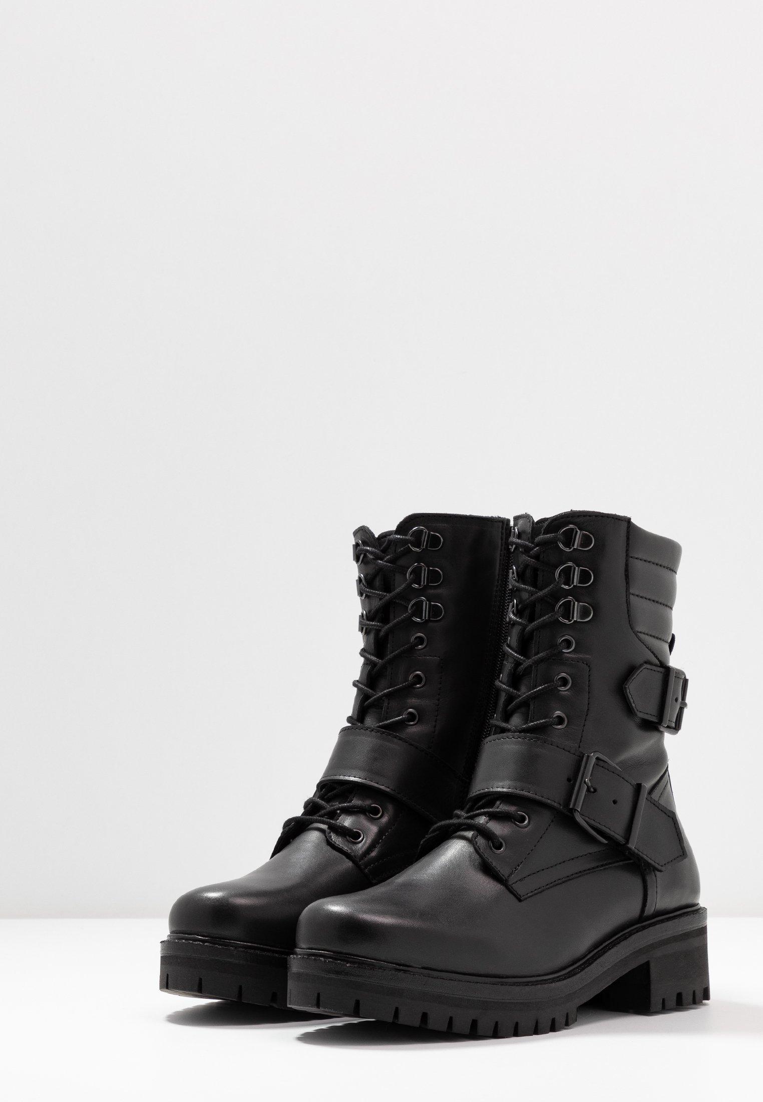 Zign Snowboot/Winterstiefel black