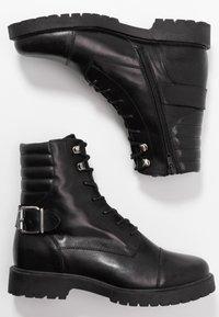Zign - Botas para la nieve - black - 3
