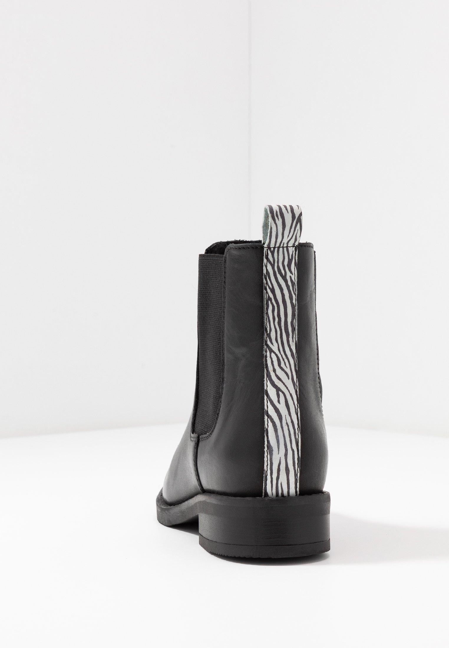 Zign Vinterstøvler - black