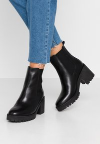 Zign - Winter boots - black - 0