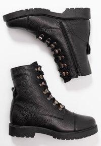 Zign - Vinterstøvler - black - 3