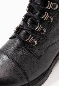 Zign - Vinterstøvler - black - 2