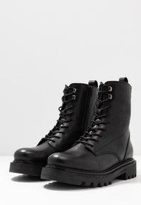 Zign - Stivali da neve  - black - 4