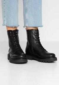 Zign - Stivali da neve  - black - 0