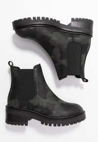 Zign - Winter boots - dark green - 3