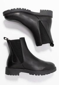 Zign - Støvletter - black - 3