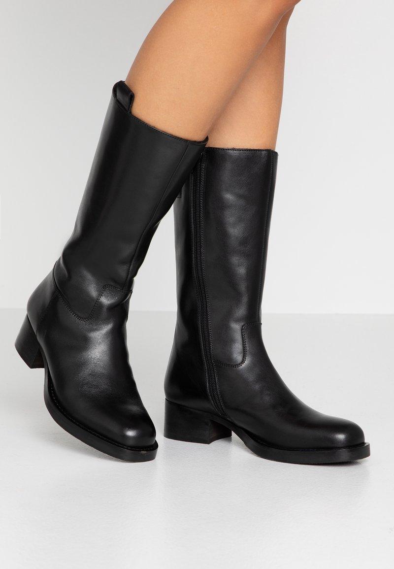 Zign - Støvler - black