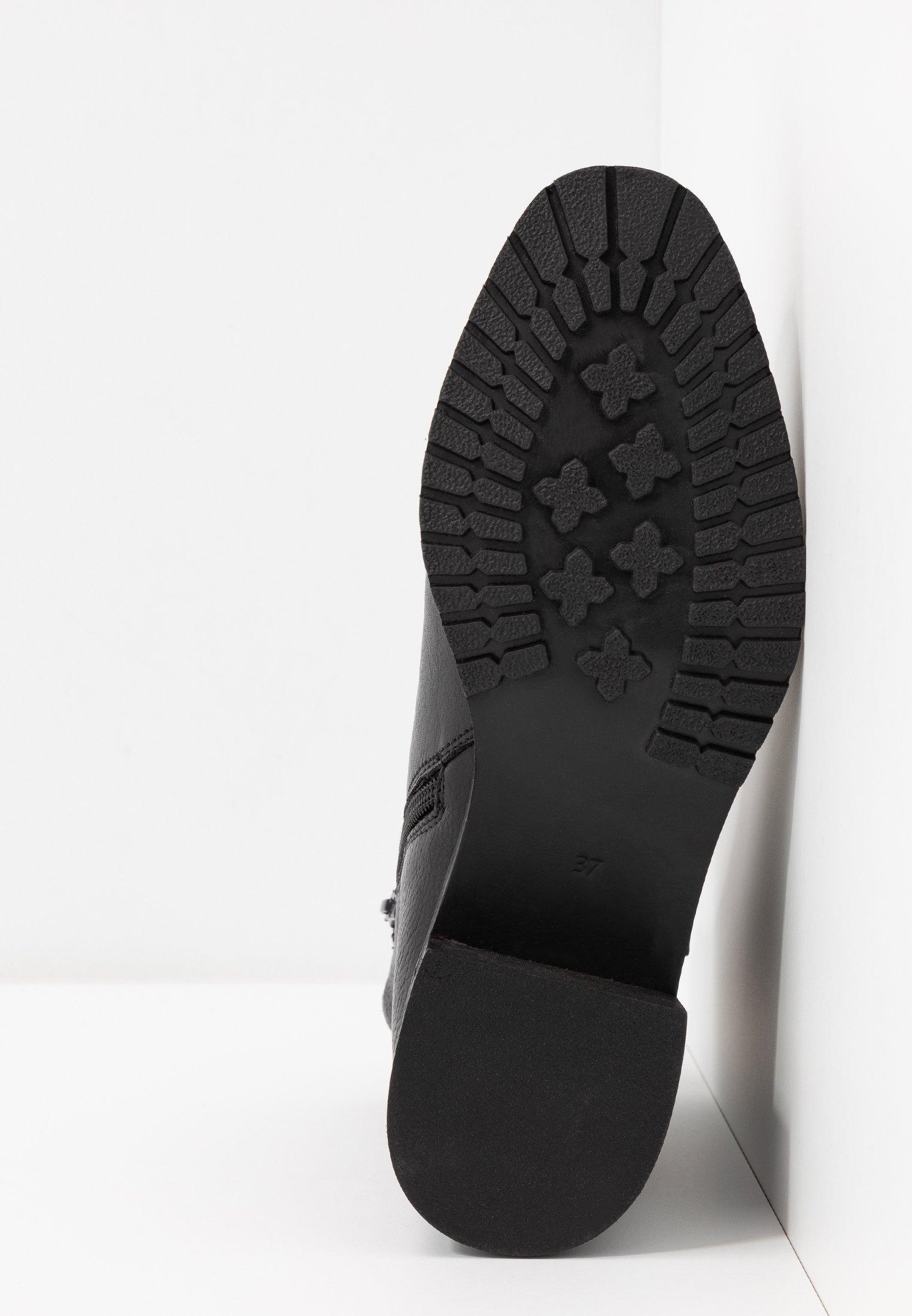 Zign Stövletter - black