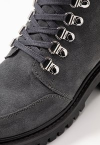 Zign - Lace-up ankle boots - grey - 2
