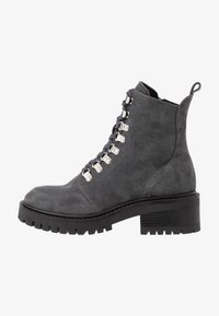 Zign - Lace-up ankle boots - grey - 1