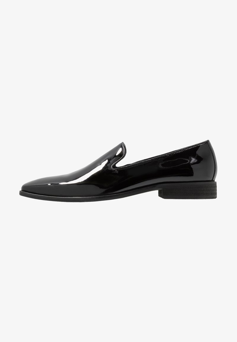 Zign - Elegantní nazouvací boty - black
