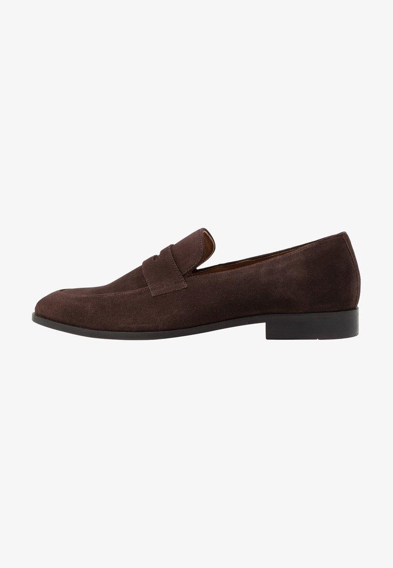 Zign - Smart slip-ons - dark brown
