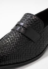 Zign - Smart slip-ons - black - 5