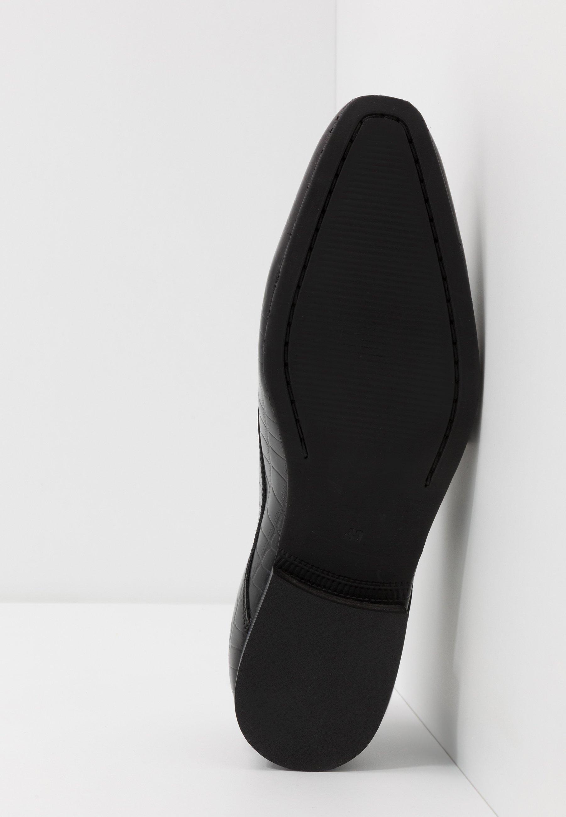 Zign Scarpe senza lacci - black