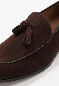 Zign - Smart slip-ons - brown - 5