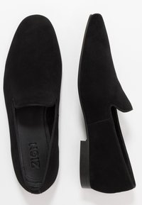 Zign - Smart slip-ons - black - 1