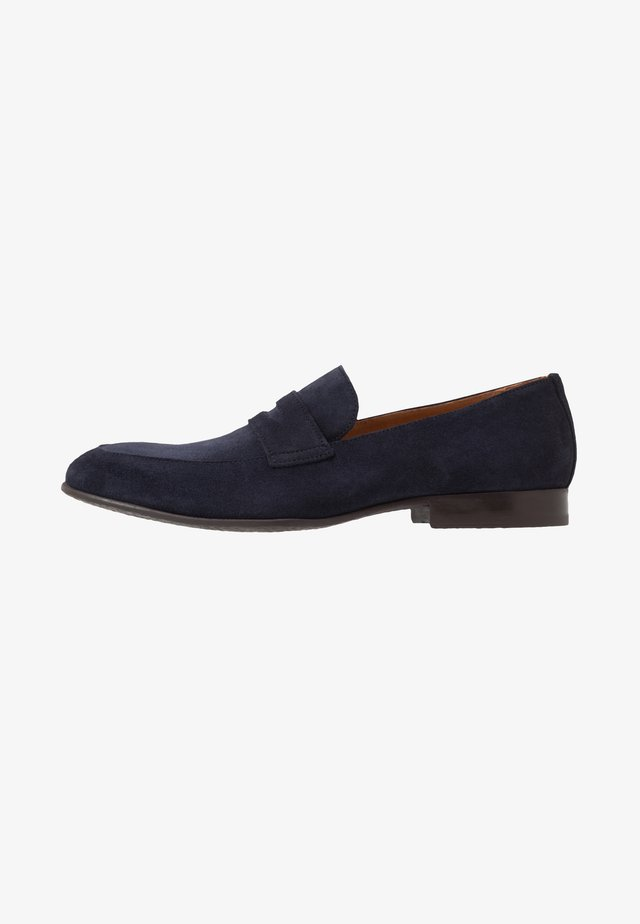 Slipper - dark blue