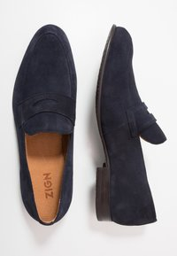 Zign - Slip-ons - dark blue - 1