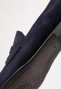 Zign - Slip-ons - dark blue - 5