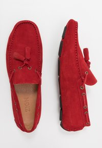 Zign - Moccasins - red - 1
