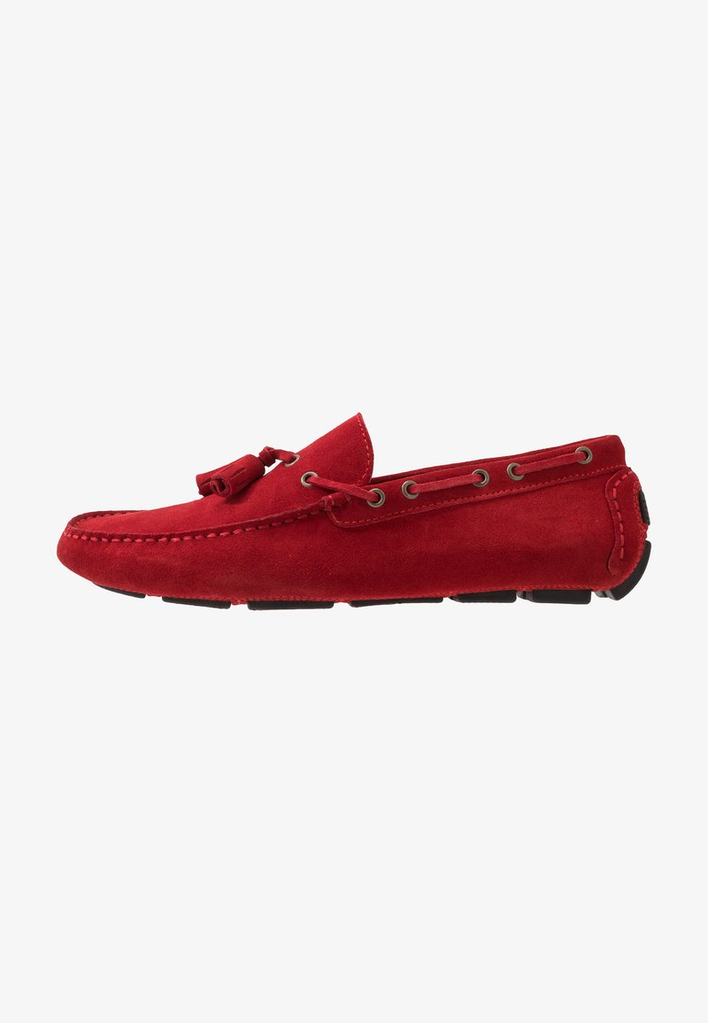 Zign - Moccasins - red