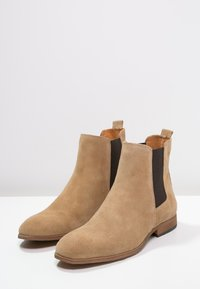 Zign - Classic ankle boots - beige - 2