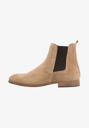 Bottines - beige