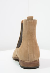 Zign - Classic ankle boots - beige - 3