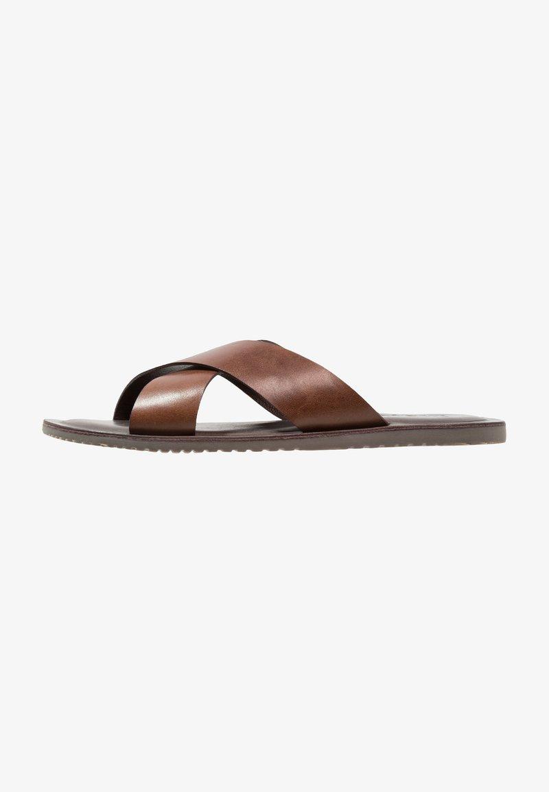 Zign - Pantolette flach - brown