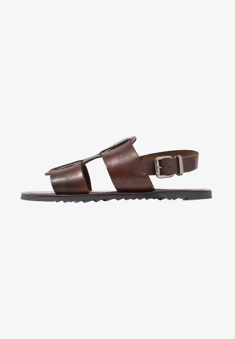 Zign - Sandals - brown
