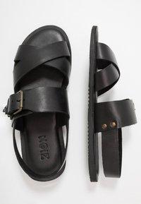 Zign - Sandalen - black - 1