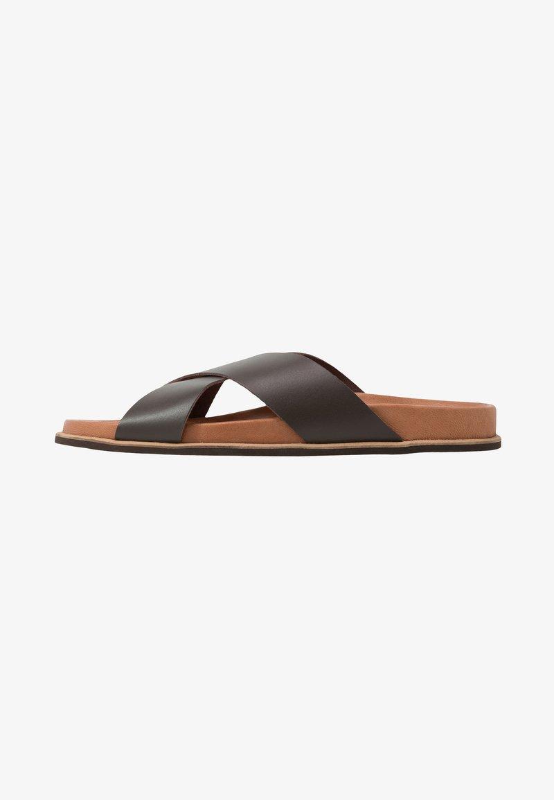 Zign - Pantofle - brown