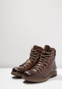 Zign - Veterboots - brown - 2