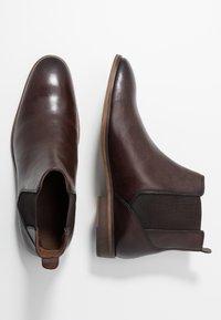 Zign - Støvletter - dark brown - 1