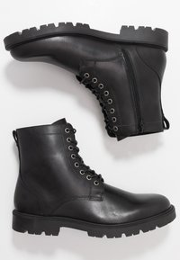 Zign - Veterboots - black - 1