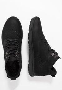 Zign - Zapatillas altas - black - 1