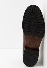 Zign - Kotníkové boty - brown - 4