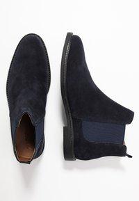 Zign - Botines - dark blue - 1