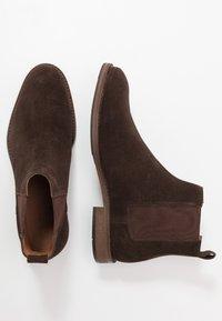 Zign - Kotníkové boty - brown - 1