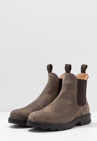 Zign - Korte laarzen - taupe - 2