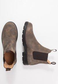 Zign - Korte laarzen - taupe - 1