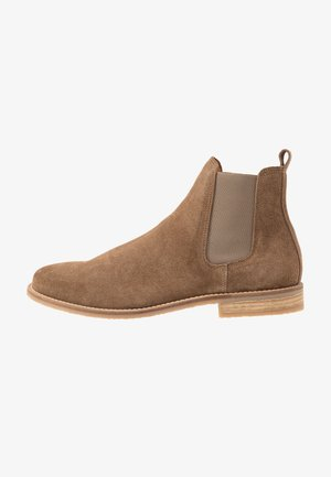 Stiefelette - taupe