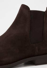 Zign - Stivaletti - dark brown - 5