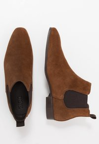 Zign - Kotníkové boty - cognac - 1