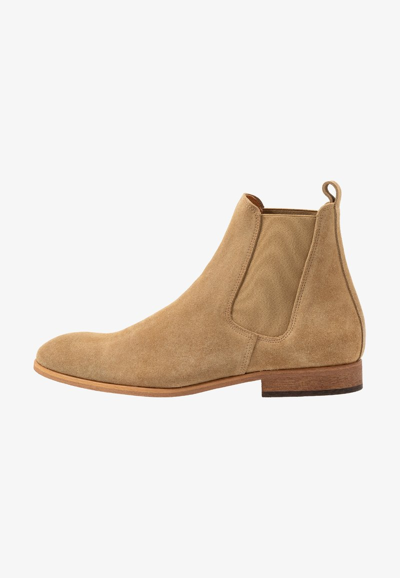Zign - Classic ankle boots - sand